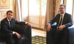 Predsednik Vučić nakon sastanka sa Makronom: Predsednik Francuske pokazao je izuzetno gostoprimstvo, razgovarali smo o TRI KLjUČNE TEME (FOTO/VIDEO)