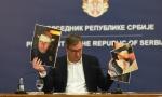 Predsednik Vučić o upadu ekstremista u nacionalni parlament: Nasilje neće proći