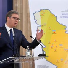 Predsednik Vučić podelio dobru vest: Karbonske takse odložene, ali moramo povećati obnovljive izvore energije