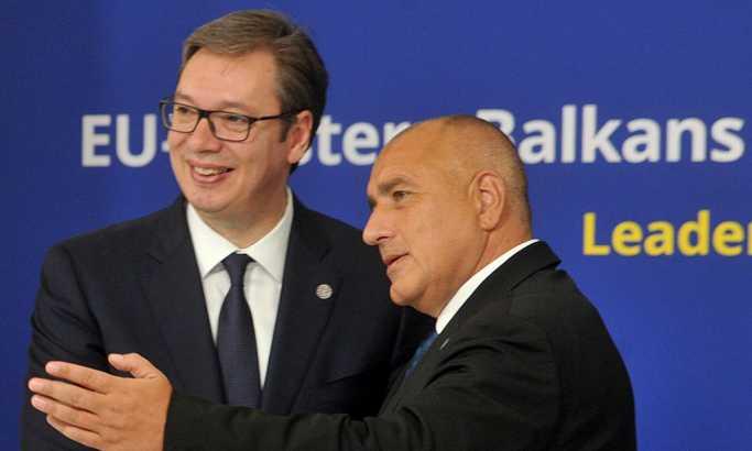 Predsednik Vučić prvi govorio na Samitu u Sofiji