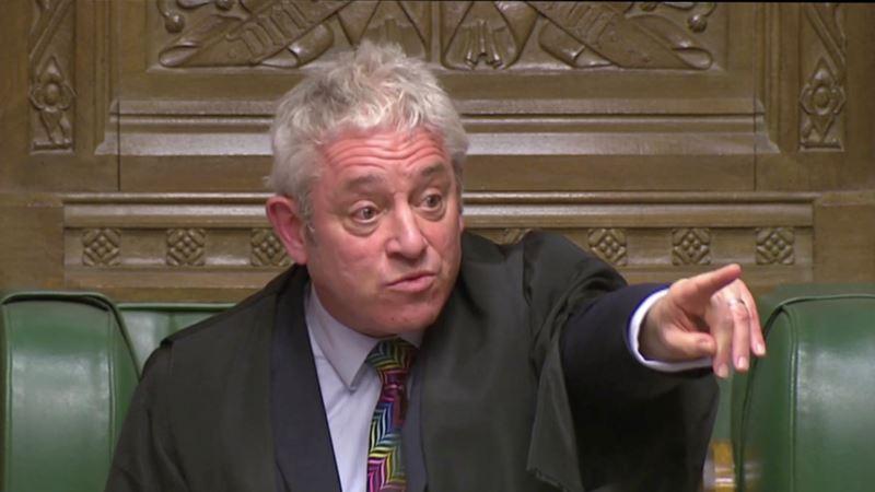 Predsednik britanskog parlamenta odbio glasanje o sporazumu o Bregzitu
