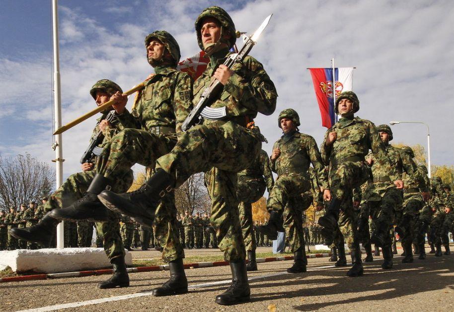 Predsednik čestitao Dan Vojske Srbije: Srpska vojska faktor stabilnosti i očuvanja mira