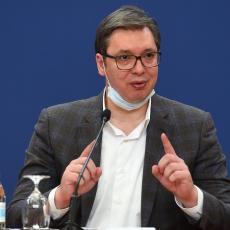 Predsednik danas saopštava NOVE MERE ZA SPAS SPRSKE PRIVREDE: Srbija nastavlja borbu protiv pandemije