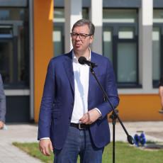 Predsednik danas u Vladičinom Hanu: Vučić obilazi fabriku Teklas Automotive