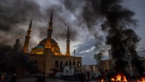 Predsednik prelazne Vlade Libana upozorio da toj zemlji preti haos