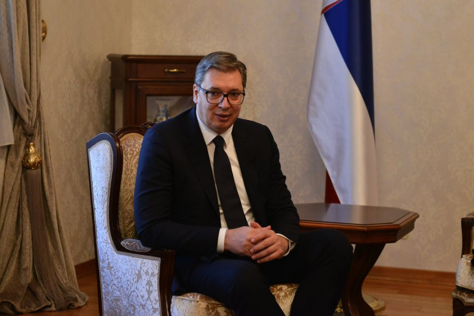 Predsednik sa direktorkom UNICEF-a: Odgovor Srbije na pandemiju uzor za ceo svet