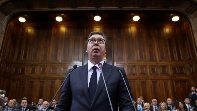 Predsednik testira srpsko pravosuđe