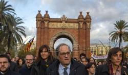 Predsedniku Katalonije počelo sudjenje u Madridu zbog separatističkih simbola