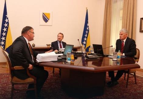 Predsedništvo BiH prihvatilo ugovor o Transportnoj zajednici