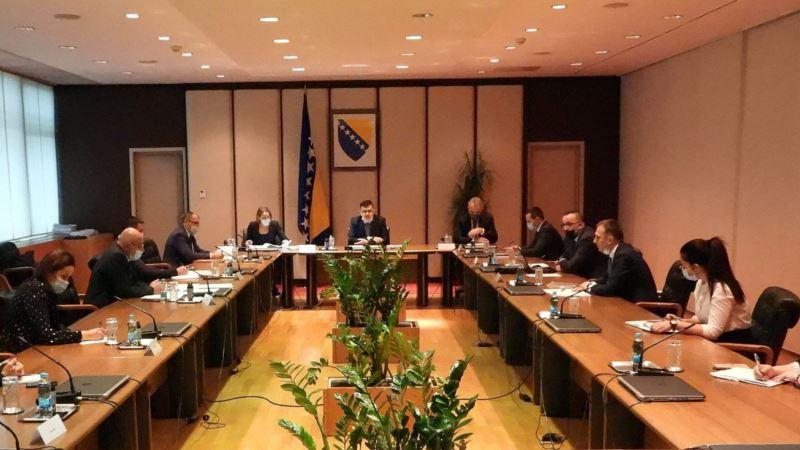 Predsjedavajući Saveta ministara BiH o predlogu  Zakona o javnim nabavkama