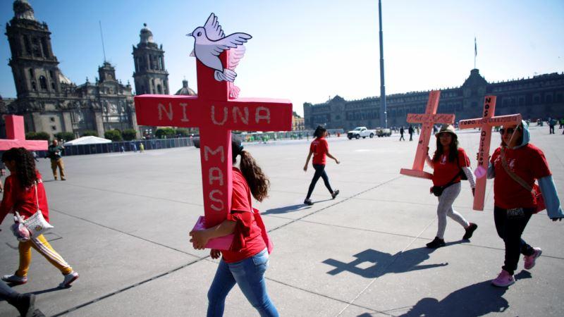 Predsjednik Meksika ne priznaje podatke o porastu porodičnog nasilja