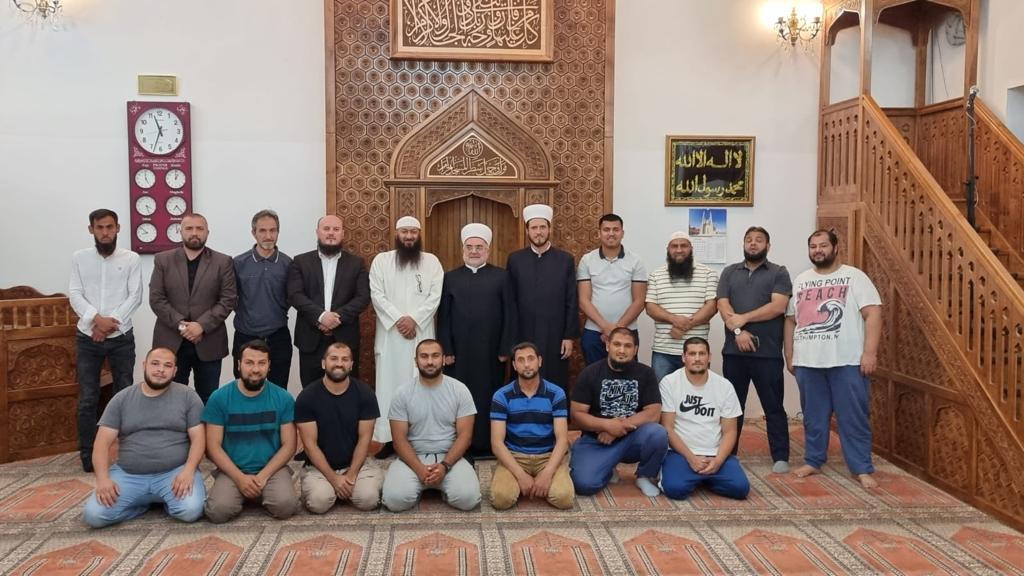 Predsjednik Mešihata posjetio Muftijstvo novosadsko