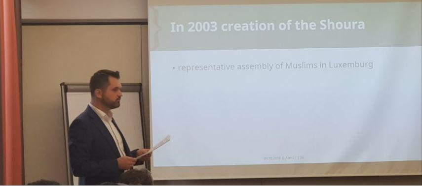 Predsjednik Šure Faruk Ličina učesnik Internacionalne konferencije u Berlinu