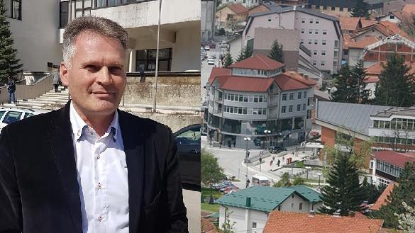 Predsjednik opštine Nova Varoš Radosav Vasiljević čestitao Bajram