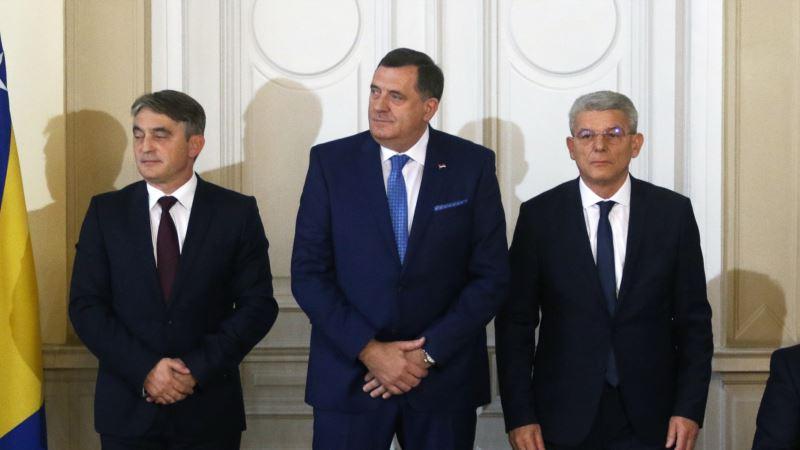 Pahor: Slovenija podržava proširenje Evropske unije