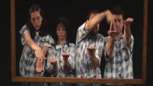 Predstava Tihi dečak za decu oštećenog sluha