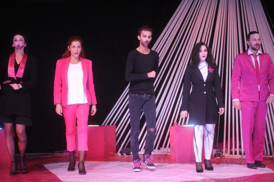 Predstava iz Prištine otvorila Beogradski Prajd pozorišni festival