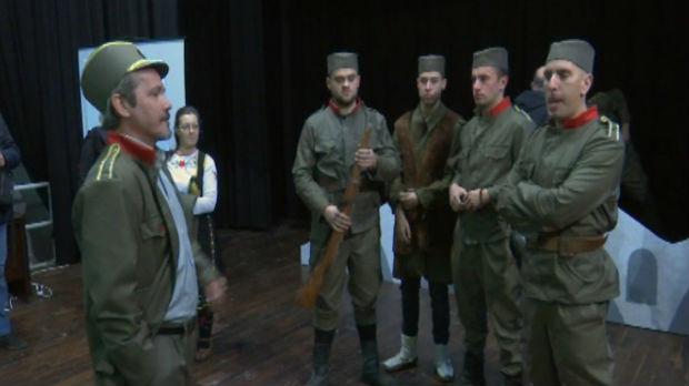 Predstava u čast Gvozdenog puka