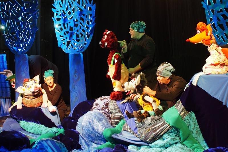 Predstave zrenjaninskog pozorišta u Velikoj sali Kulturnog centra