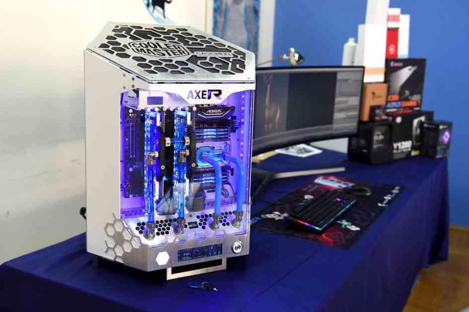 Predstavljen najbolji PC na svetu - made in Serbia