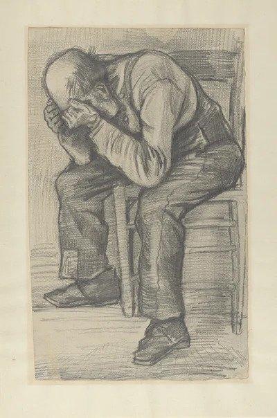 Predstavljena dosad nepoznata skica Van Goga
