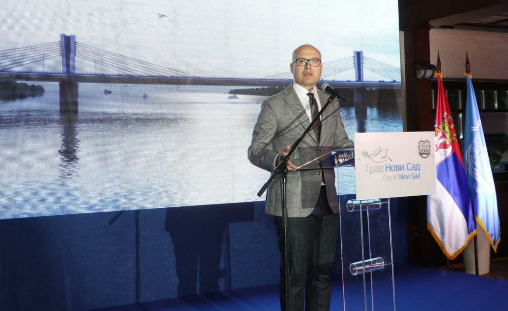 Novi most plan za budućnost Novog Sada