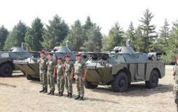 Predstavljena oklopna vozila koje je Srbija dobila od Rusije