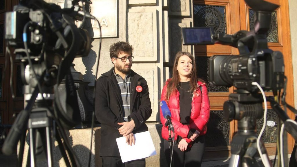 Predstavnici 1 od 5 miliona razgovarali sa evroposlanicima o izbornim uslovima