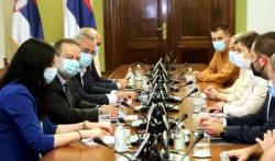 Predstavnici UTS i Društva sudija Srbije biće u Radnoj grupi za promenu Ustava