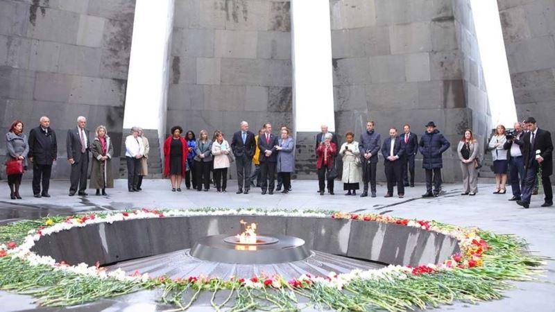 Predstavnički dom Kongresa SAD priznao genocid nad Jermenima, Turska negoduje