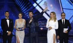 Predstavnik Holandije Dankan Lorens pobednik Evrosonga u Tel Avivu, Srbija 17.