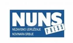 Predstavnik NUNS-a: Vlast svojim odnosom prema novinarima podstiče napade