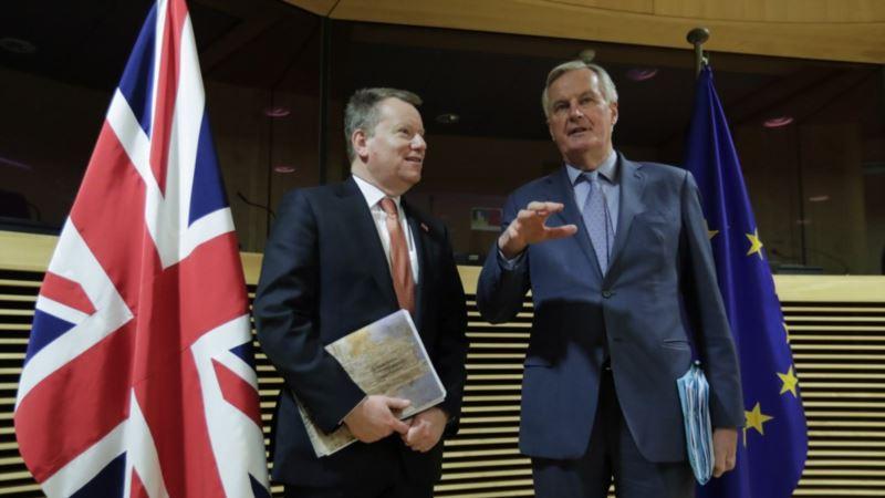 Pregovori Velike Britanije i EU na pauzi, slijedi razgovor političkih lidera