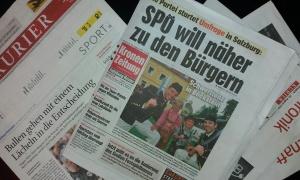 Prelistavanje austrijske štampe: Domaćin pun samopouzdanja, Delije ponovo u prvom planu (FOTO)