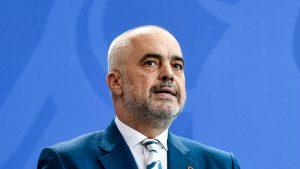 Premijer Albanije Edi Rama doputovao na Kosovo