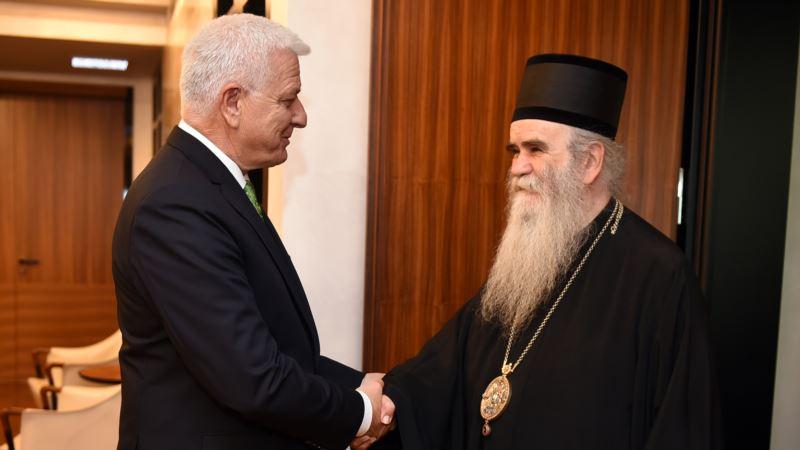 Premijer Crne Gore i mitropolit SPC prvi put o Zakonu
