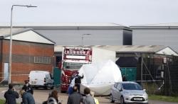 Premijer Džonson: Smrt 39 ljudi nadjenih u kamionu kod Londona nezamisliva i potresna tragedija