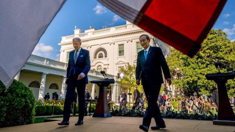 Premijer Japana u Beloj kući: Zajedno protiv kineskog izazova