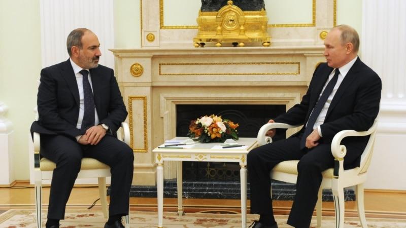Premijer Jermenije traži pomoć od Putina za oslobađanje  zarobljenika u Azerbejdžanu