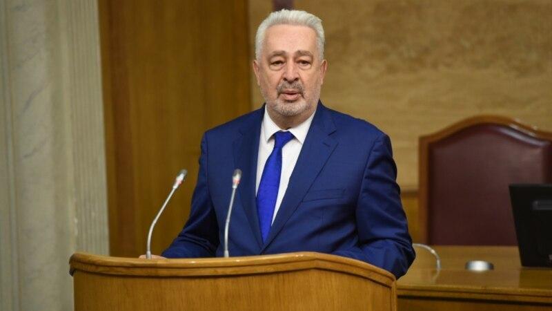 Premijer Krivokapić se ogradio od Rezolucije o Srebrenici