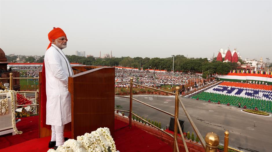 Premijer Modi: Indija će do 2022. poslati čoveka u svemir