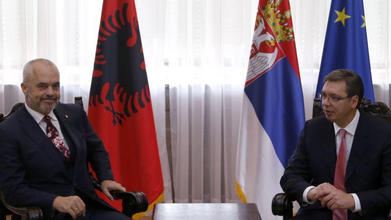 Premijeri Albanije i Severne Makedonije u četvrtak u Srbiji