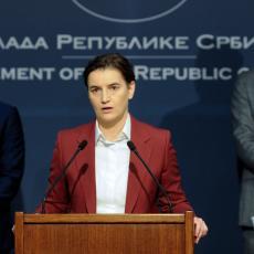 Premijerka Ana Brnabić testirana na korona virus