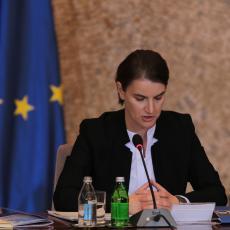 Premijerka Ana Brnabić uputila TELEGRAM SAUČEŠĆA porodici Nebojše Glogovca