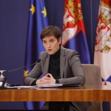 Premijerka Brnabić danas u Republici Srpskoj: Polaganje kamena temeljca za HE Buk Bijela