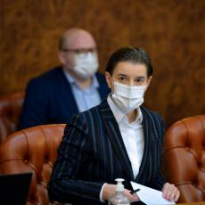 Premijerka Brnabić najavila BESPLATNU IMUNIZACIJU: Vakcina protiv koronavirusa prvo stiže za medicinske radnike!
