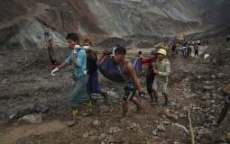 Premijerka Mjanmara za pogibiju 166 kopača žada optužila - nezaposlenost