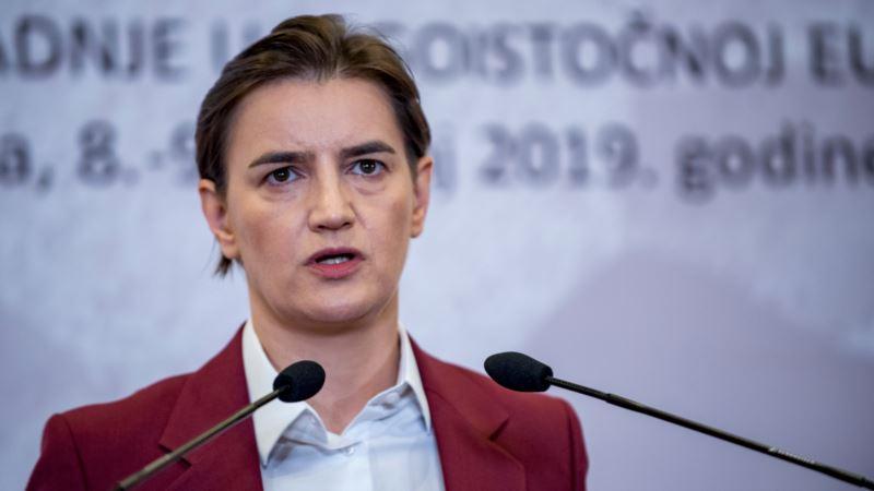 Premijerka Srbije Ana Brnabić se učlanila u Srpsku naprednu stranku