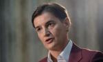 Premijerka Srbije: Građani neće plaćati eko taksu