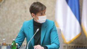 Premijerka Srbije danas u Briselu